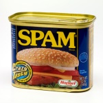 The real SPAM, not the bad stuff